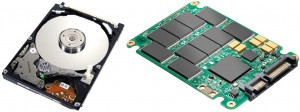 HardDrive-SSD for rugged portable computers