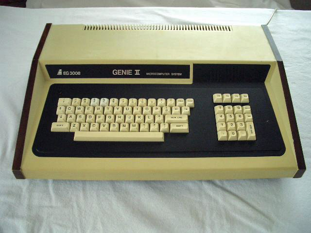 The Video Genie was a clone of the Tandy - authorized I think