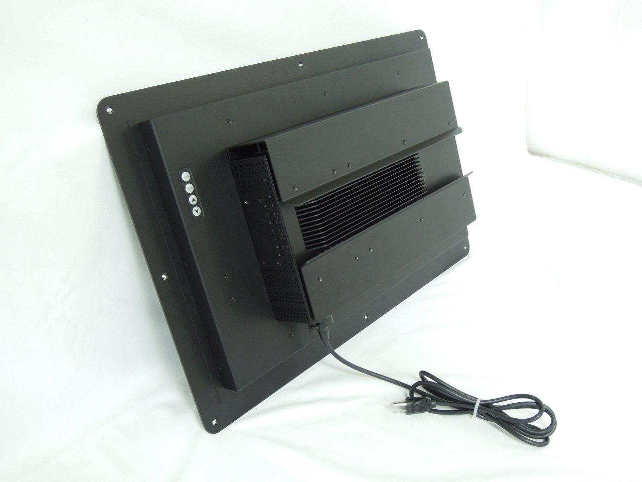 Panel Mount Computer with no moving parts