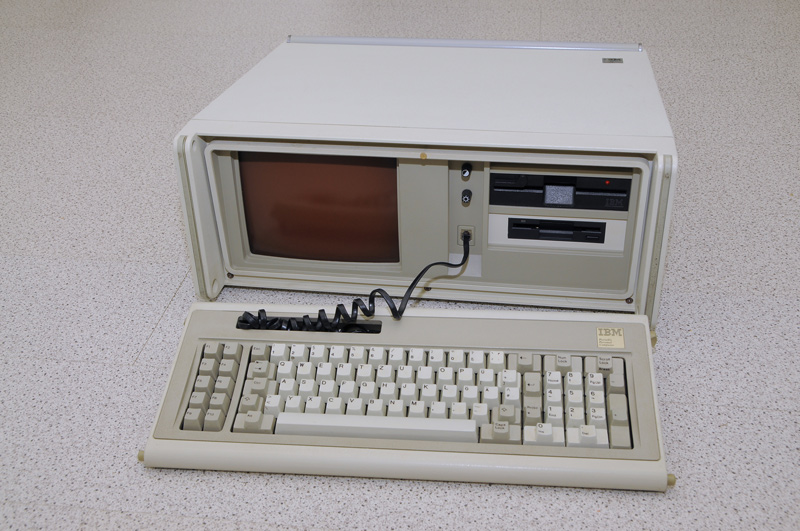 IBM Portable PC 5110 Model 58