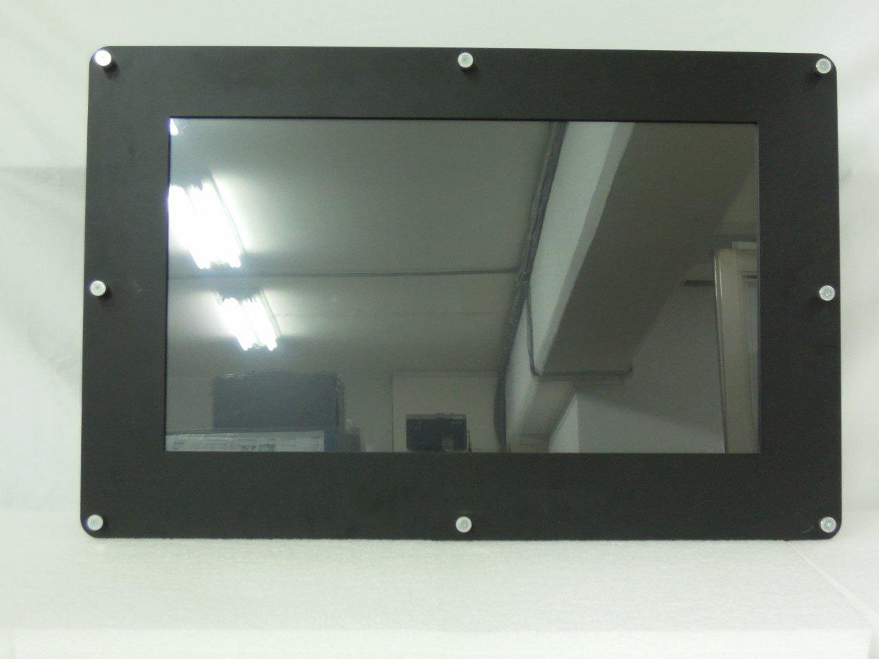 "Fanless 23"" Panel PC HMI"