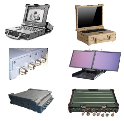 Mil spec laptop customization services