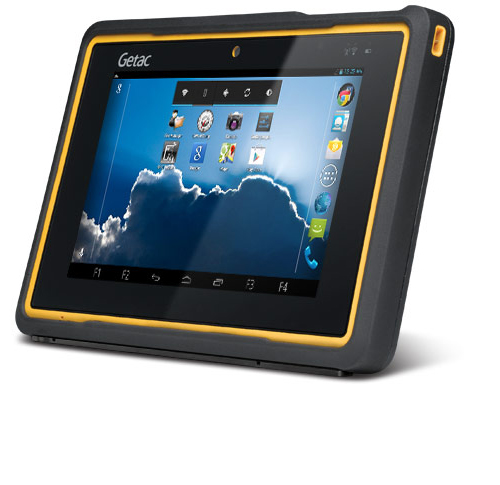 Getac Z710 Android Tablet with Atex explosive atmosphere certification
