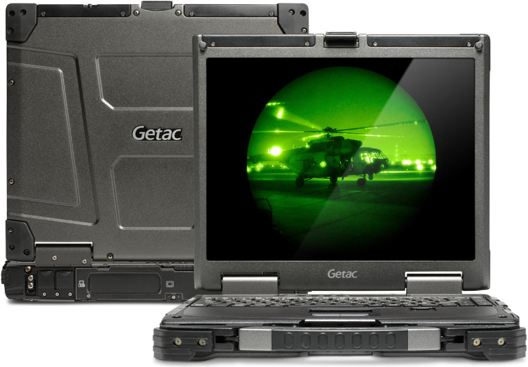Getab B300 with night vision display