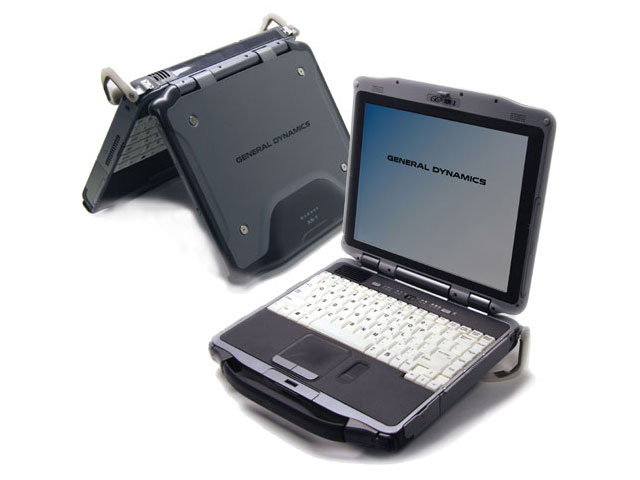 Itronix (purchased by General Dynamics) mad GoBook Xr-1