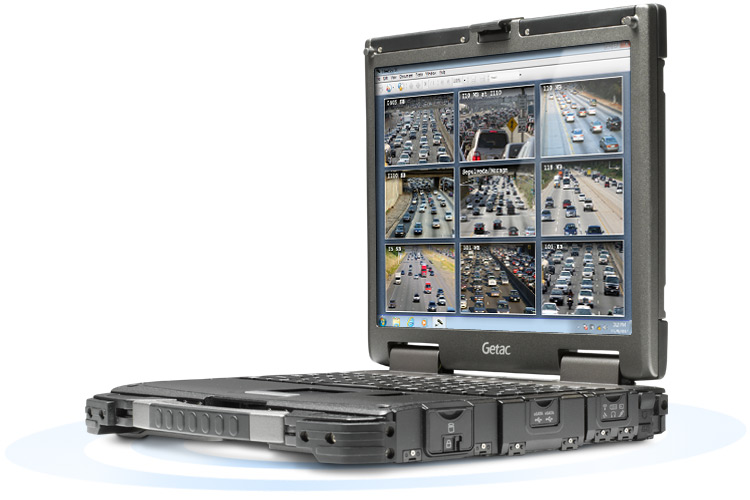 Very high specification fully rugged laptop, the B300 compares favorably to all the competition