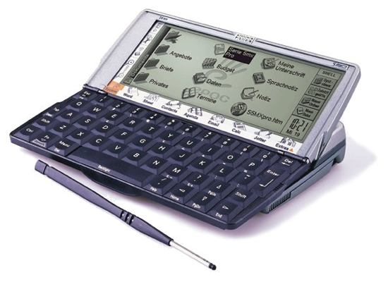 Psion Series 5 PDA