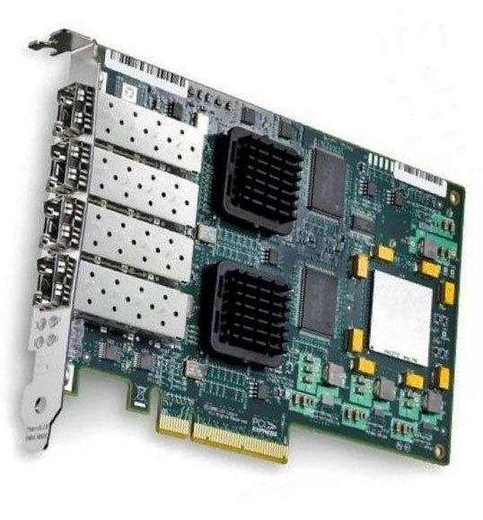 PCI Express Card Quad-Channel 4Gb Fiber Channel by Apple