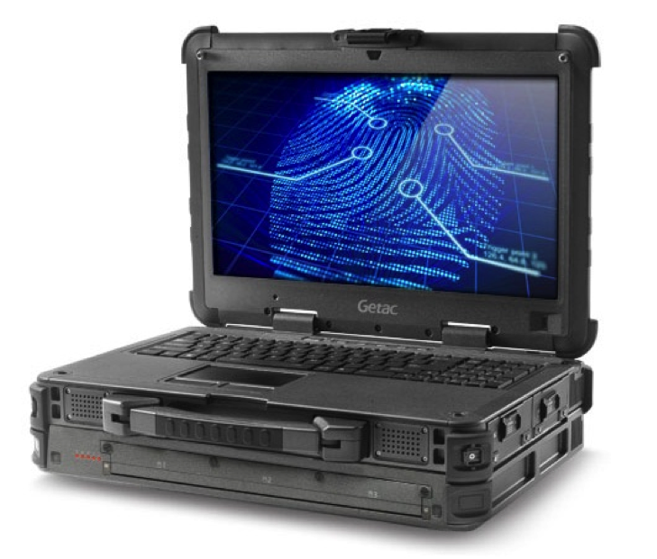Customized rugged portable server by ProCustom Group - X500