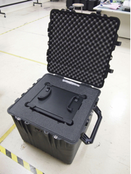 Waterproof Transit Case for Maritime computer