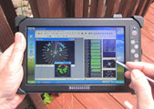 """("""" rugged tablet from Samwell"""