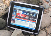 "9.7"" rugged tablet"