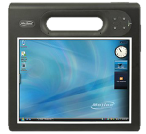 "10"" Semi-rugged tablet"