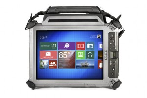 "10.4"" Rugged tablet"
